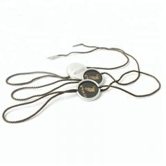 Metal String Seal Tag for Garments