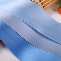 Colorful Polyester Satin Ribbons for Decoration