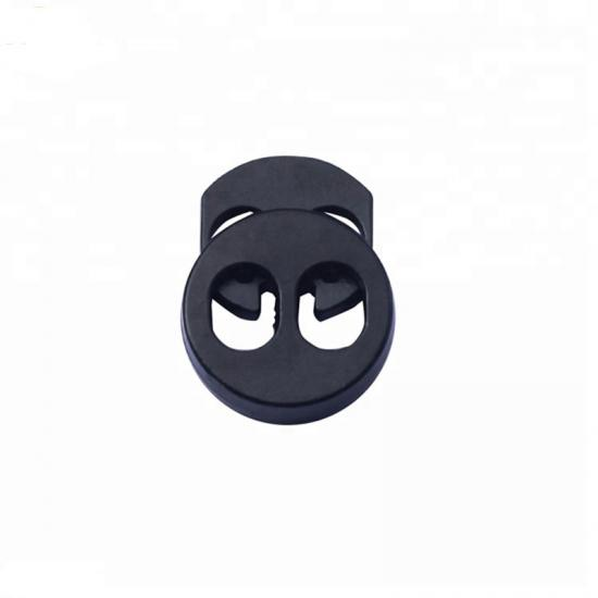 Pig Nose Adjustable Plastic Spring Cord Stopper