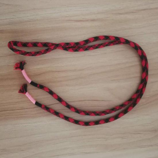 Round Shape Draw cord with Thread Ends for Pants